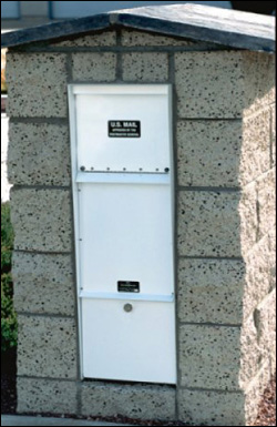 Locking Mailboxes Mailboxes Residential