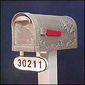 Special Lite Mailbox - Hummingbird-Frosted Umber