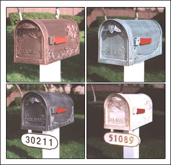 decorative mailboxes - Decorative Mailboxes