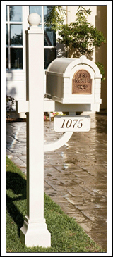 keystone mailboxes - Decorative Mailboxes