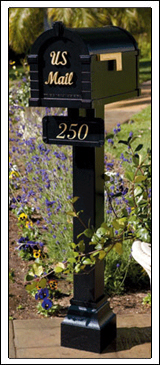 mailboxes residential locking commercial custom decorative mailboxes - Decorative Mailboxes